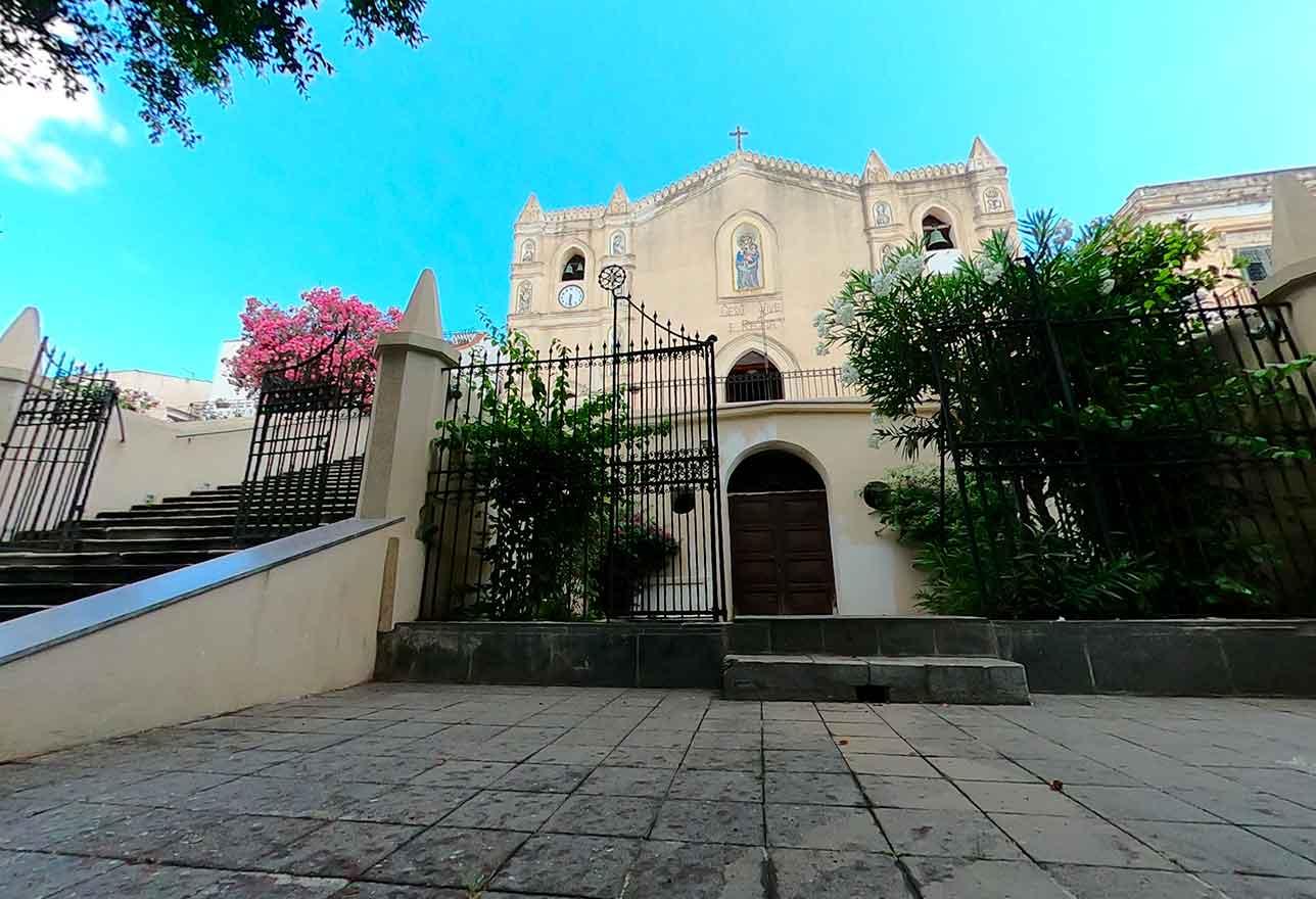Parrocchia San Ferdinando Re a Ustica