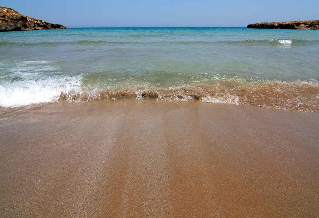 Riserva Naturale di Vendicari Spiaggia Calamosche