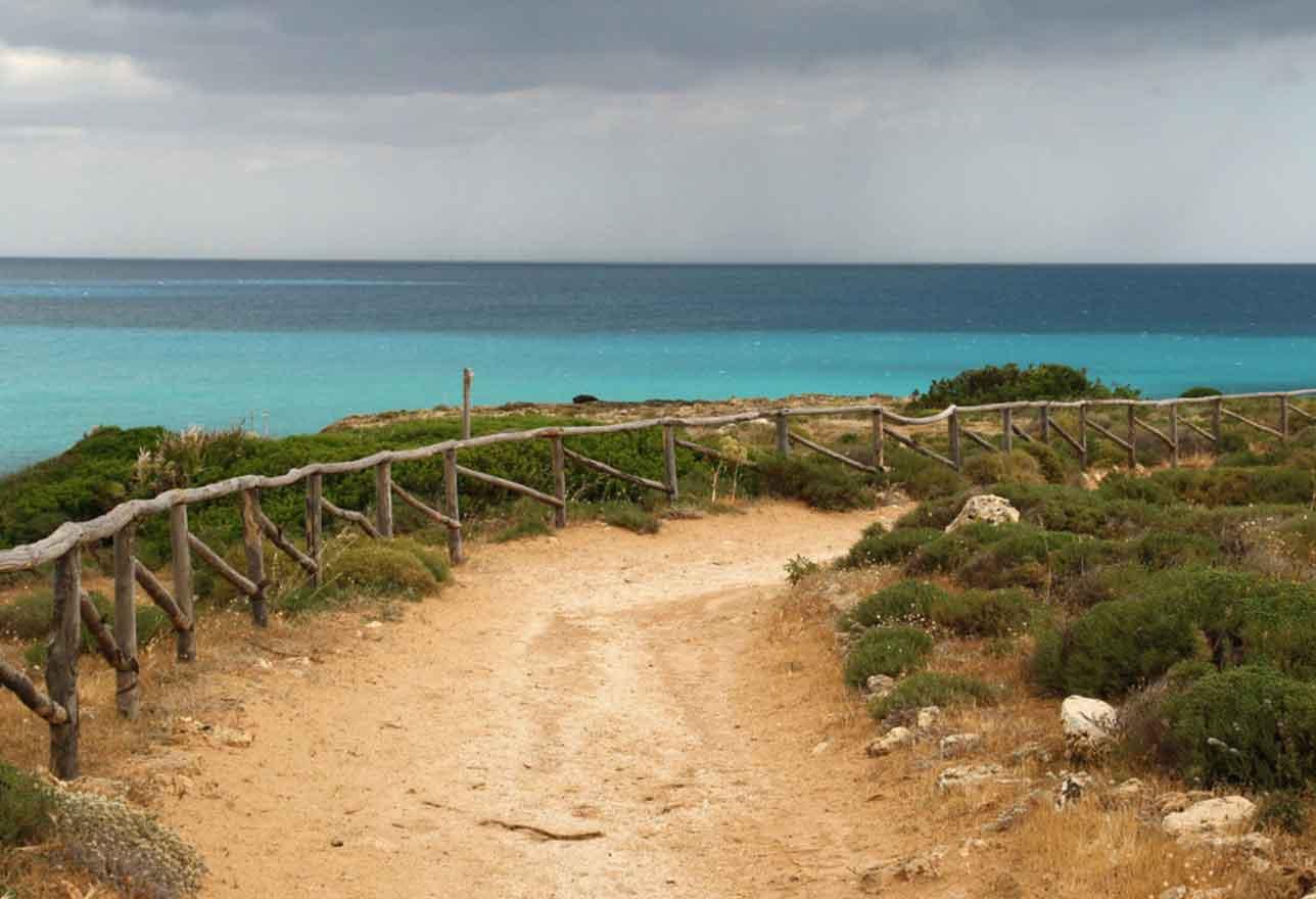 Spiaggia Calamosche Riserva Naturale di Vendicari Noto