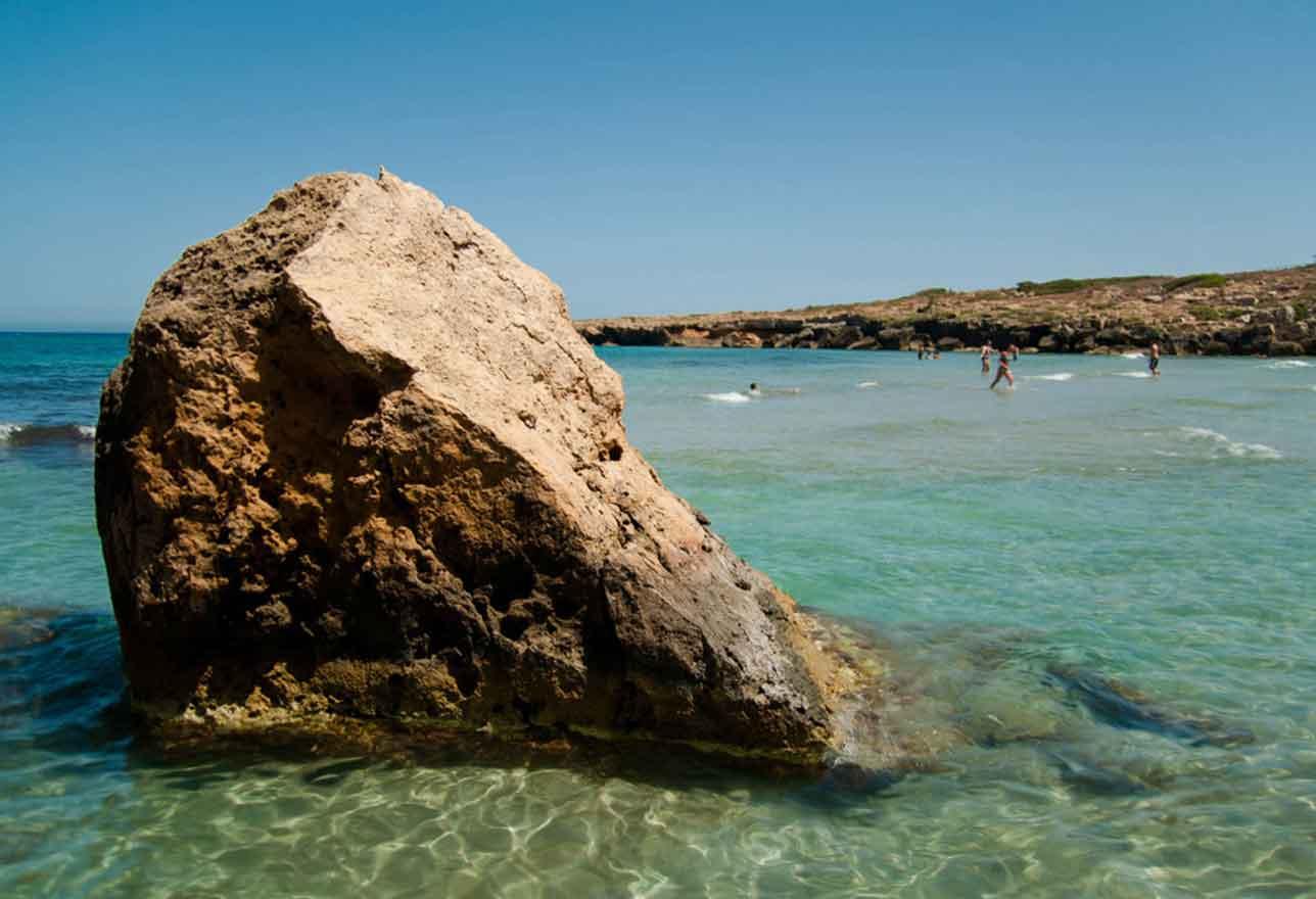 Spiaggia Calamosche Riserva Naturale di Vendicari