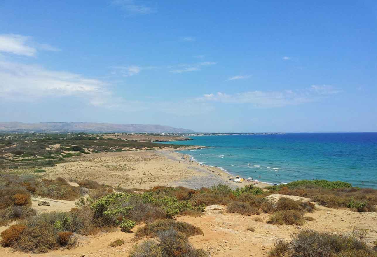 Spiaggia Marianelli riserva di vendicari