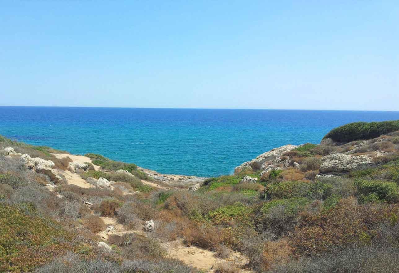 Riserva di Vendicari Spiaggia Marianelli