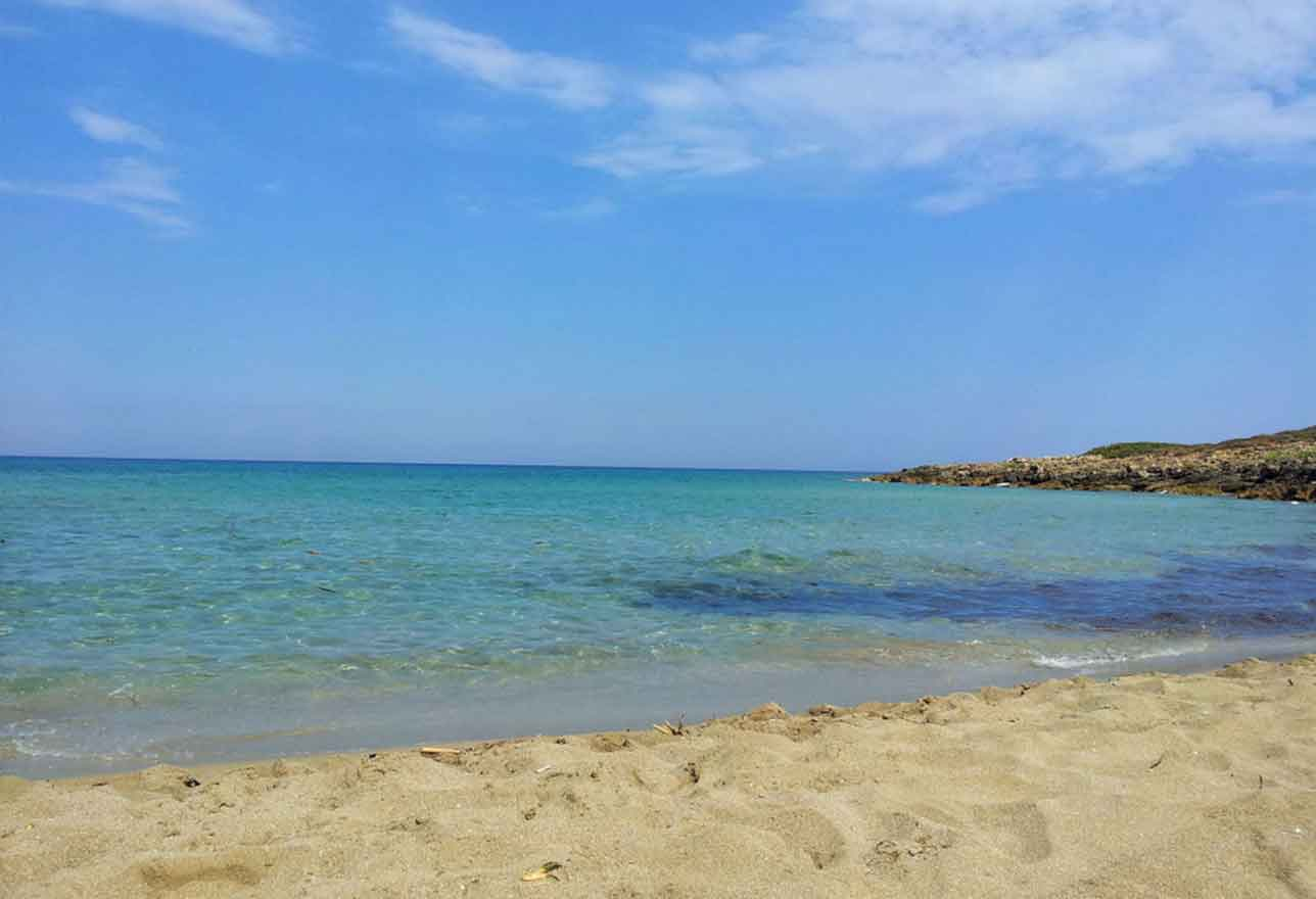 Spiaggia Marianelli a Noto Riserva Vendicari