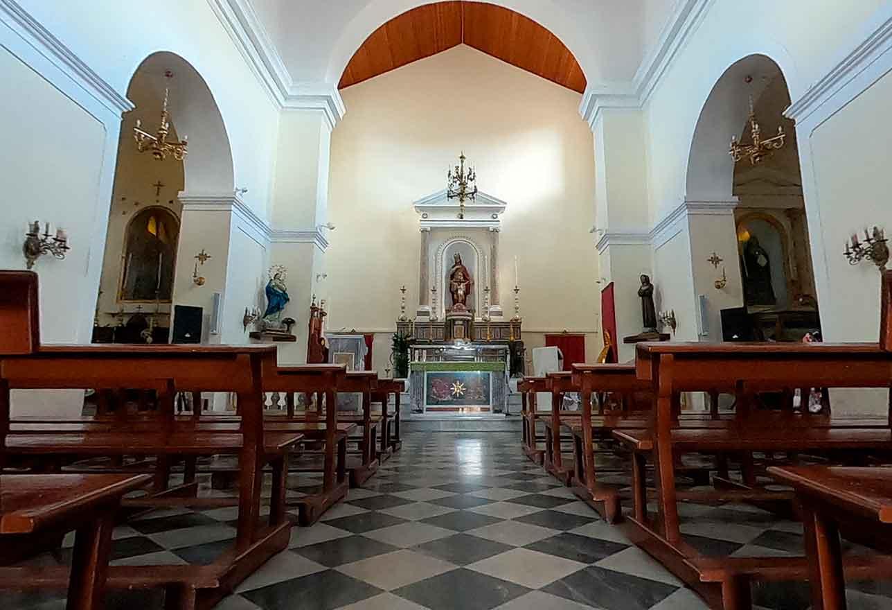 Chiesa di San Ferdinando Re a Ustica