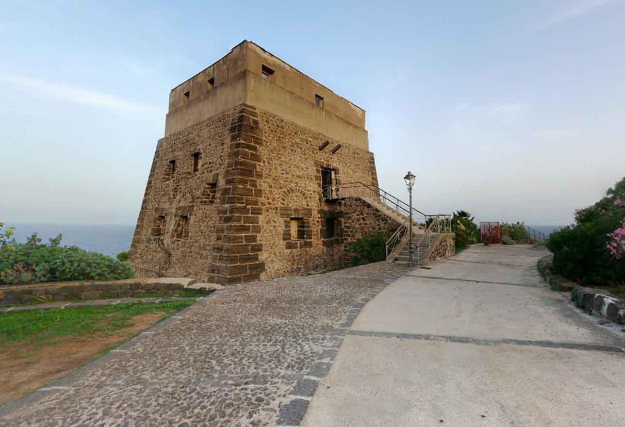 Torre di Santa Maria Ustica