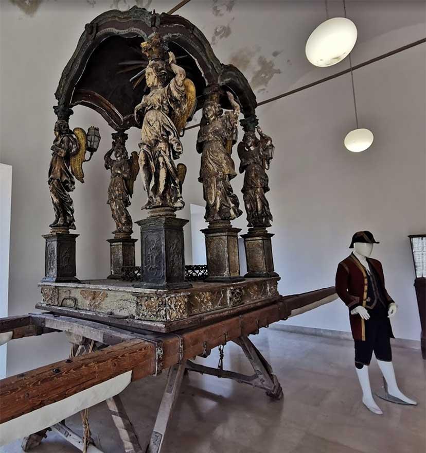 Musei Civici Luigi Sturzo al Carcere Borbonico di Caltagirone