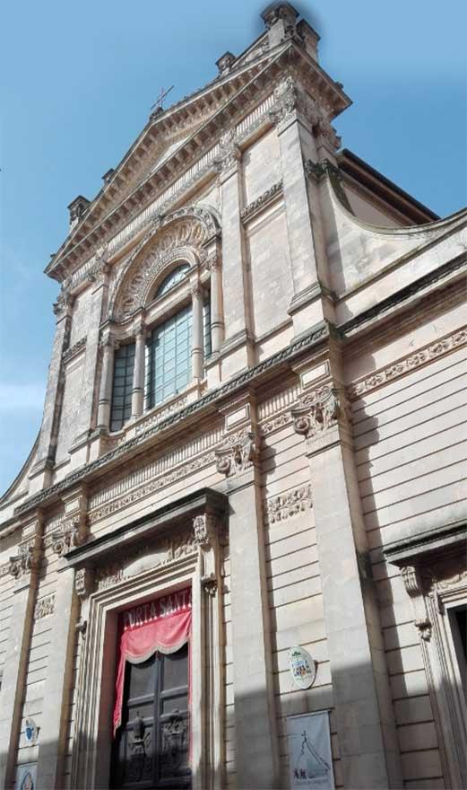 Chiesa di San Giuliano Caltagirone