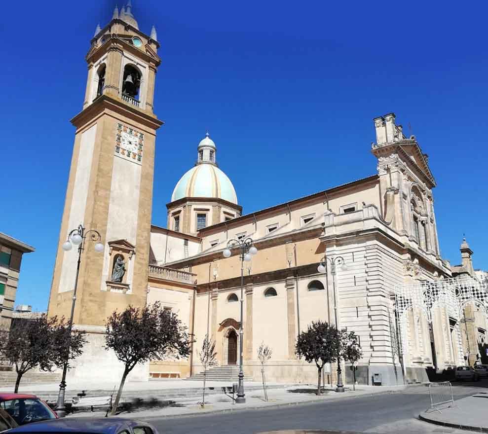 Cattedrale di San Giuliano a Caltagirone