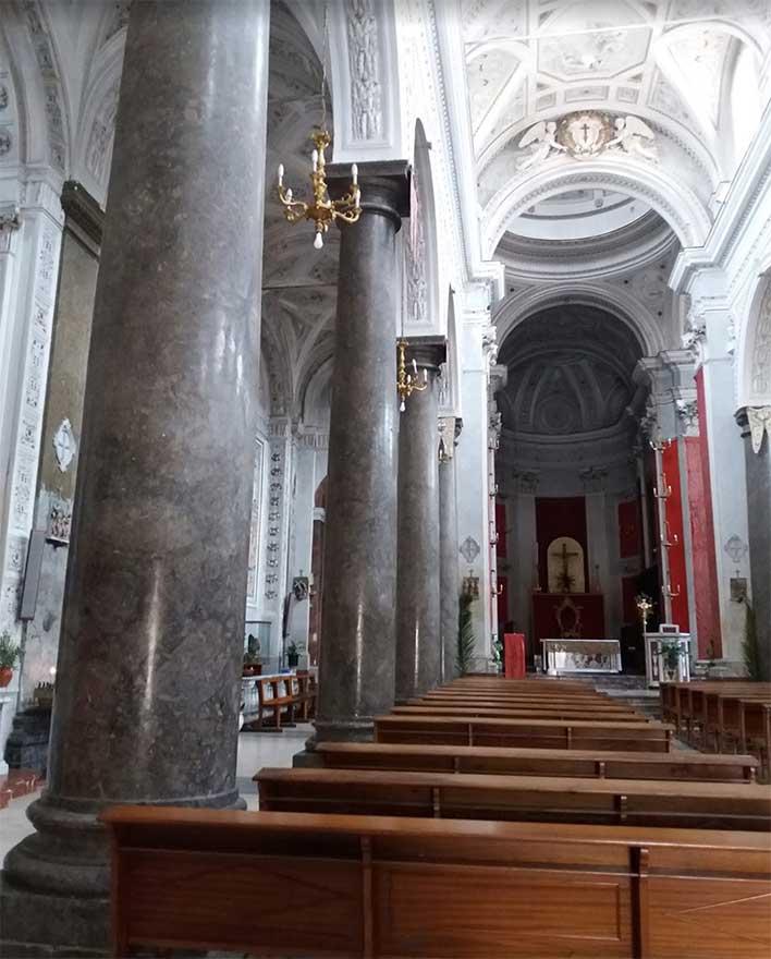 Chiesa San Giacomo Caltagirone