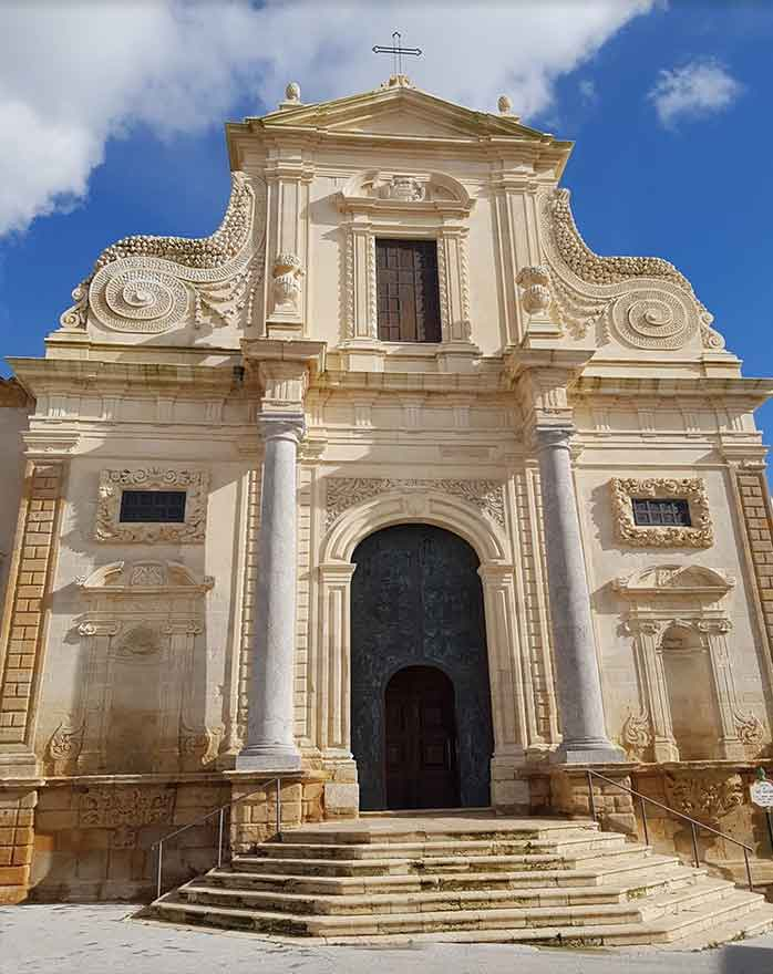 Cattedrale San Giacomo Caltagirone
