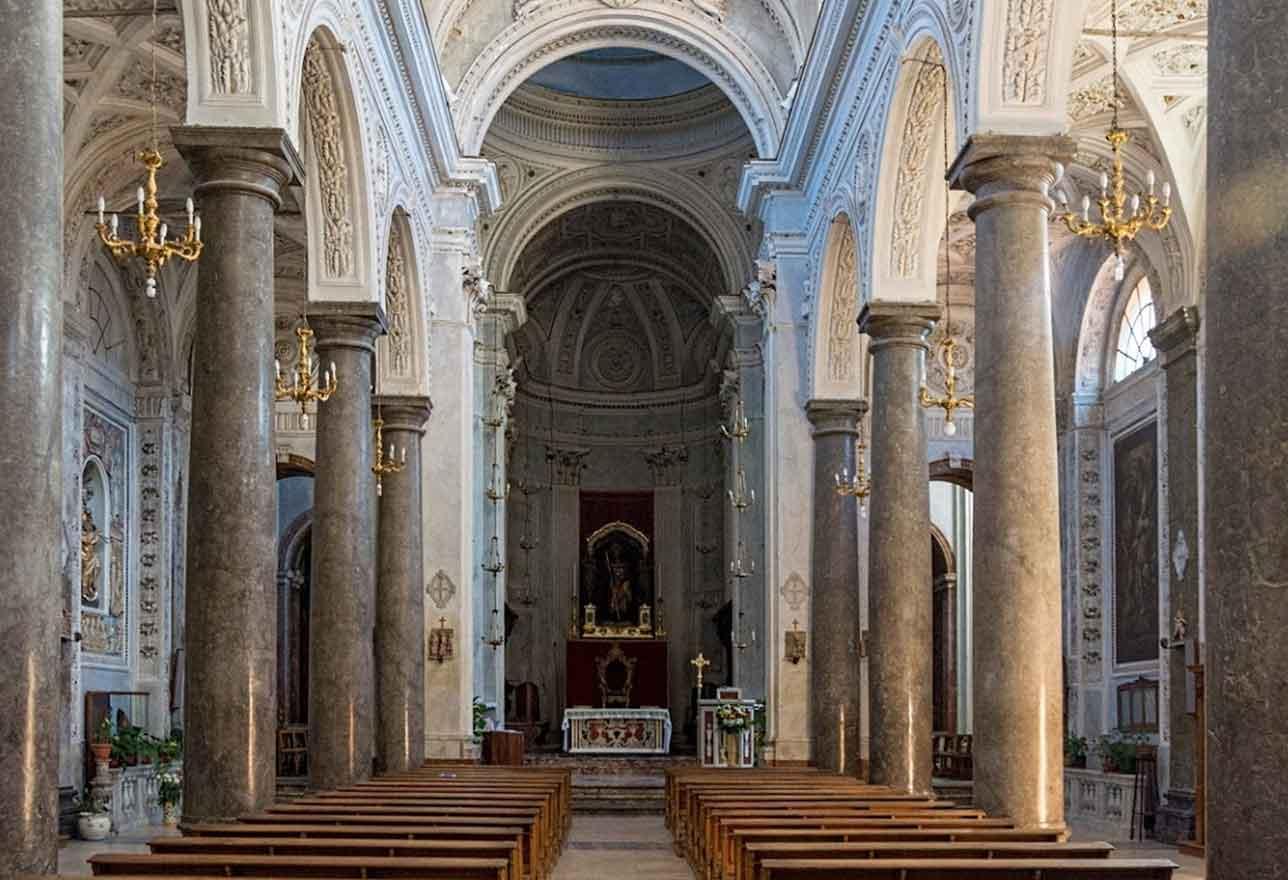 Chiesa di San Giacomo Caltagirone