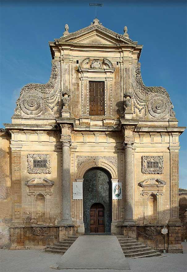 Basilica di San Giacomo a Caltagirone