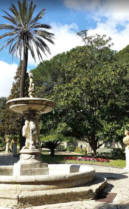 Villa Vittorio Emanuele Caltagirone