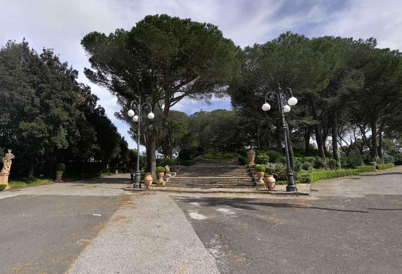 Villa Comunale Caltagirone