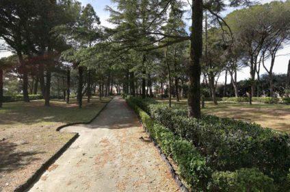 Villa Vittorio Emanuele a Caltagirone