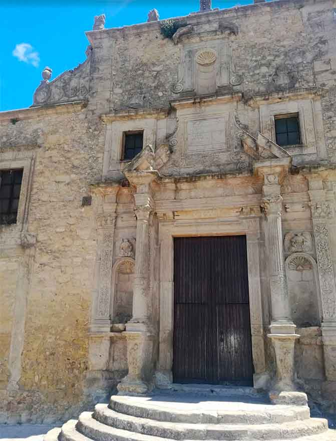 Chiesa del Santissimo Salvatore ad Agira