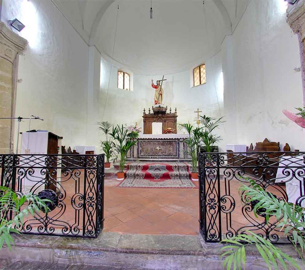 Chiesa del Santissimo Salvatore Agira