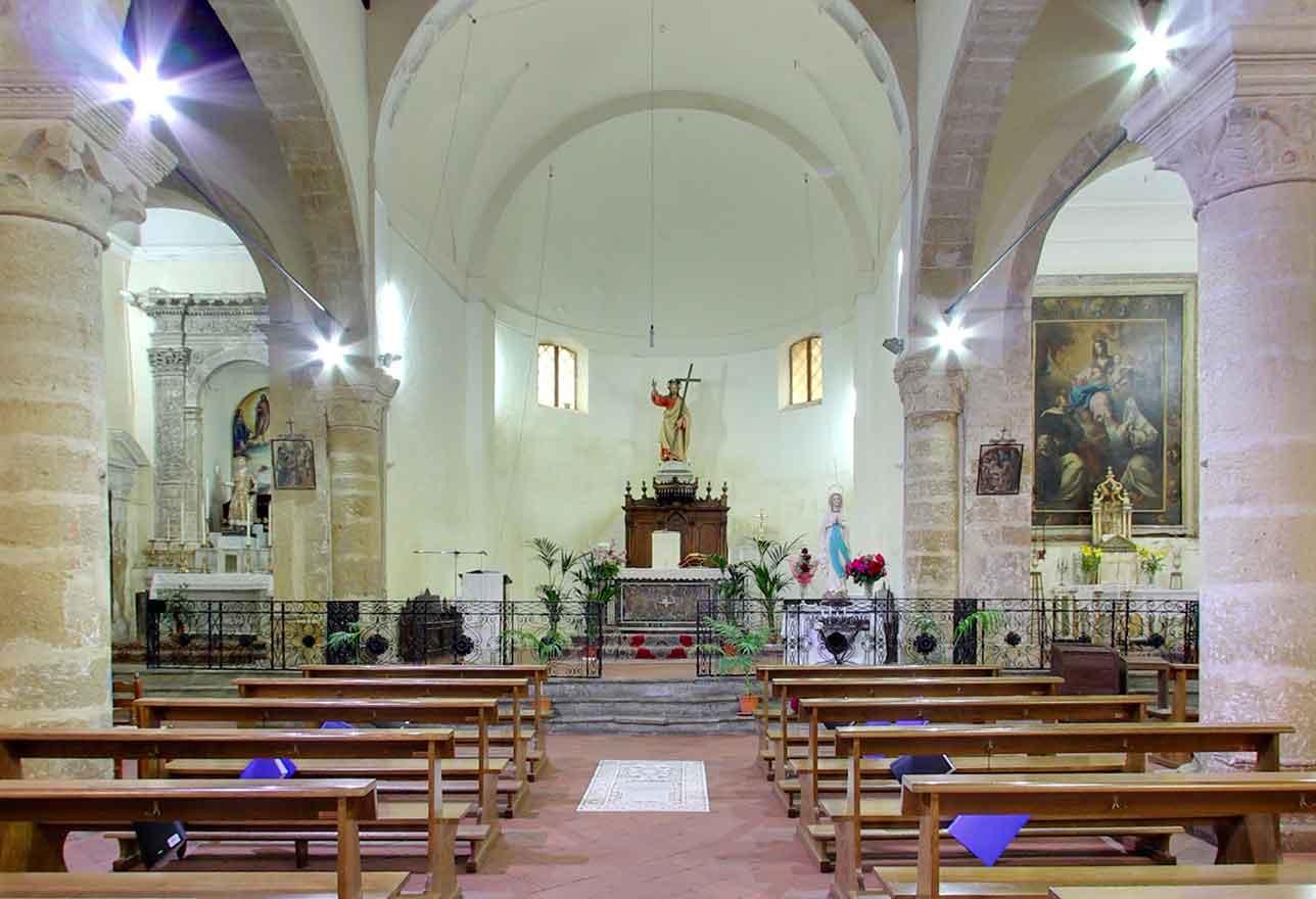 Chiesa San Salvatore Agira