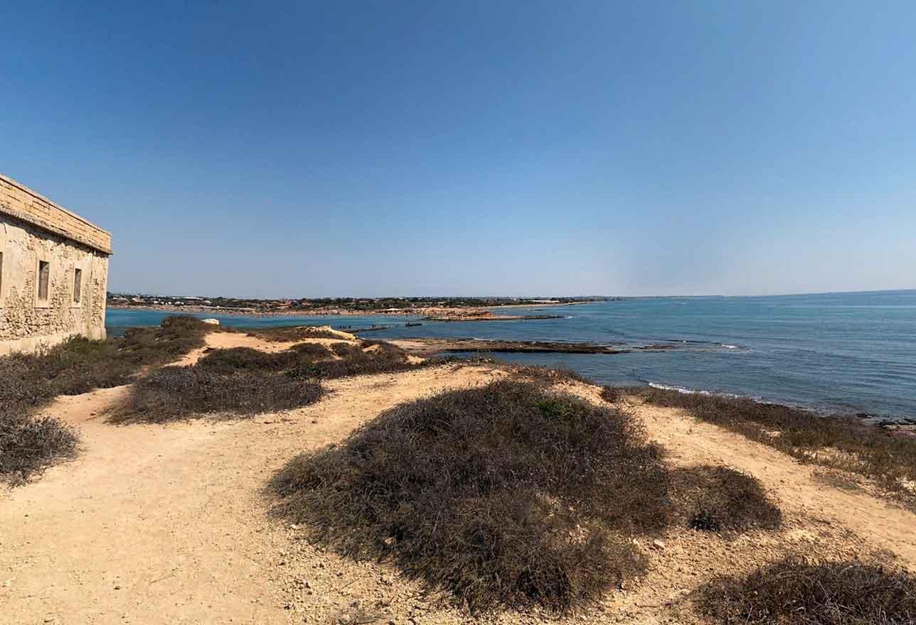 L'Isola delle Correnti portopalo di capo passero