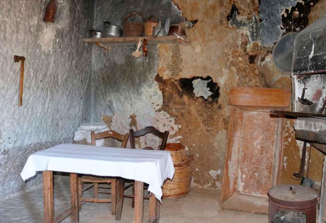Museo della Civiltà Contadina a Sperlinga