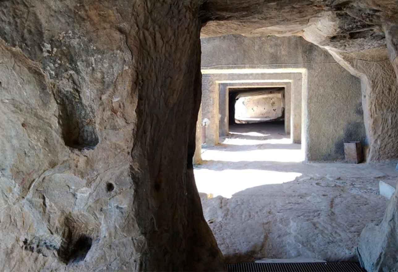 Grotte Museo a Sperlinga