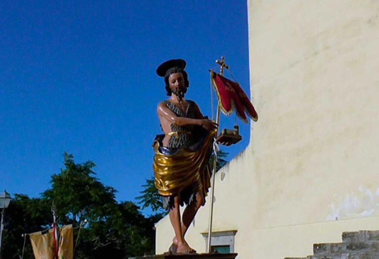 Festa di San Giovanni Battista a Sperlinga