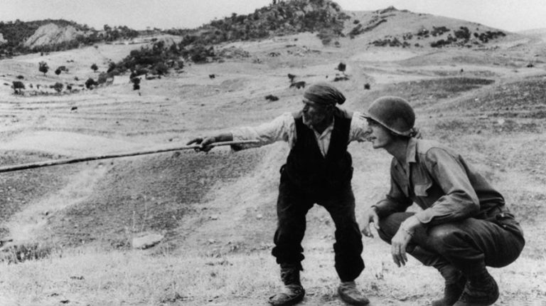 robert capa a sperlinga