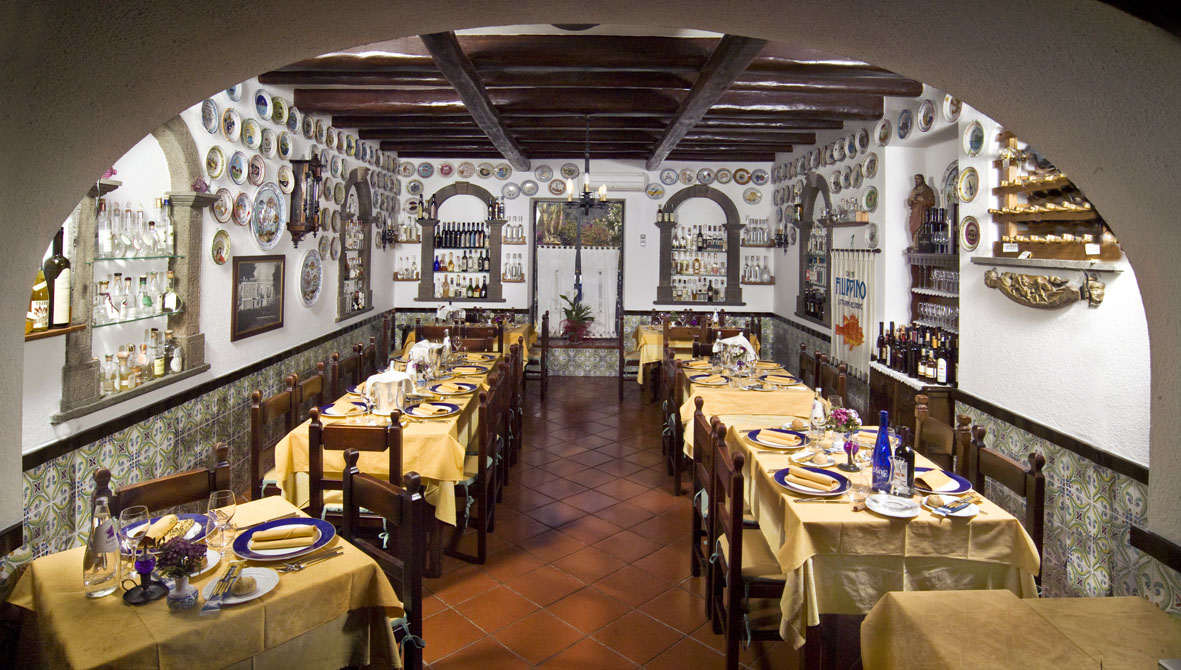 Ristorante Filippino sala interna