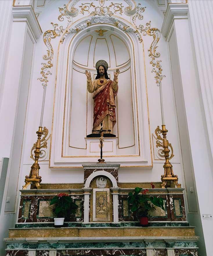 Parrocchia Maria SS. Assunta in Cielo Gela