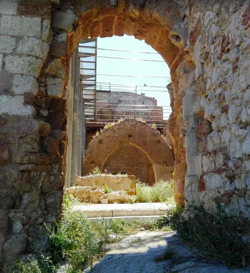 Castello Svevo castelluccio di Gela