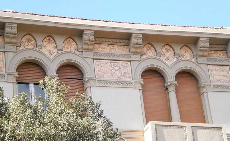 stile liberty a Messina