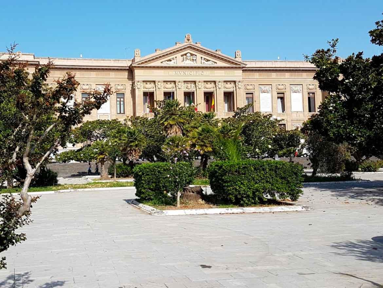 Palazzo Zanca a Messina