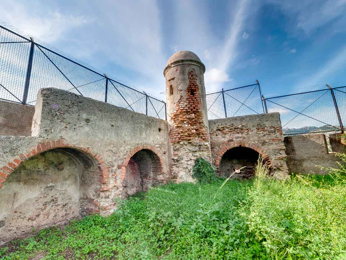 Castel Gonzaga a Messina