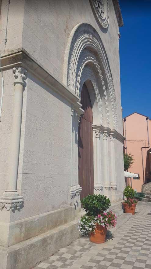 Chiesa di San Nicolò di Bari Castelmola
