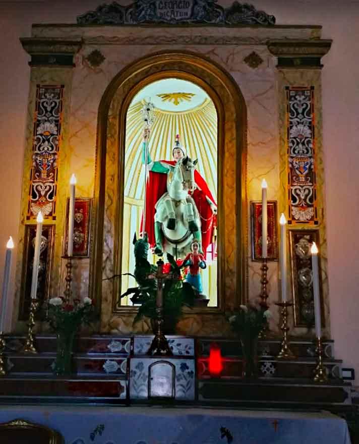 San Giorgio al Duomo di Castelmola