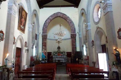 Duomo di San Nicolò di Bari Castelmola
