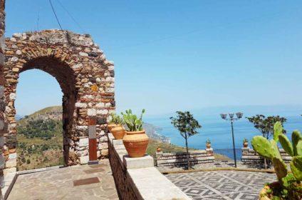 Castello di Mola a Castelmola