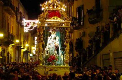 Festa della Madonna del Soccorso a Sciacca