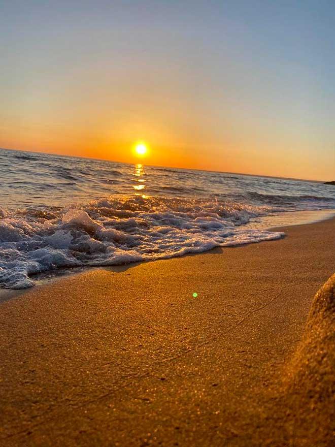 Spiaggia di Capo San Marco a Sciacca