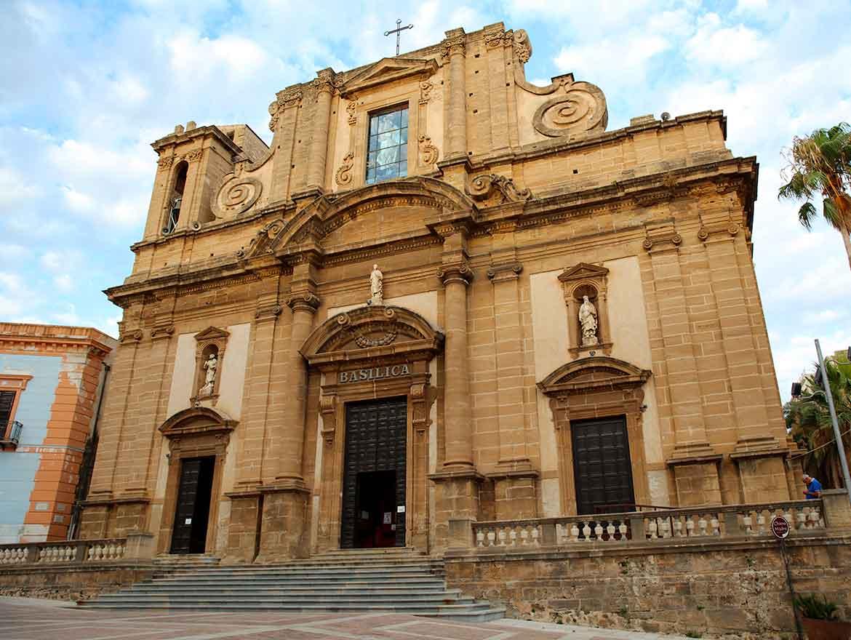 Chiesa di Maria Santissima del Soccorso a Sciacca