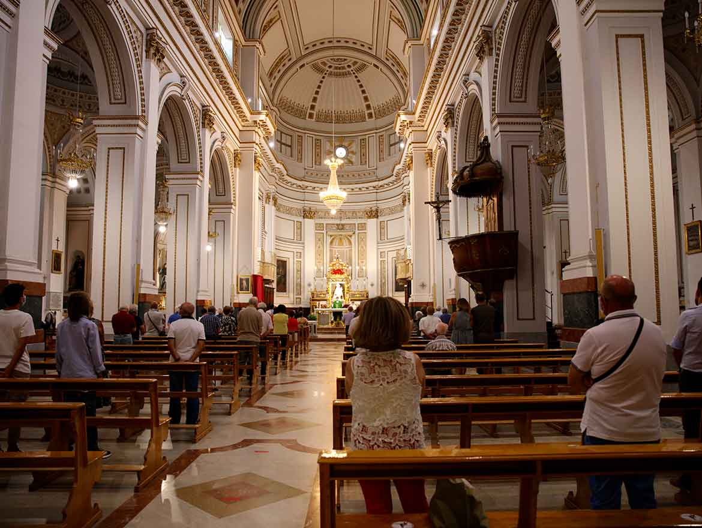 Chiesa di Maria Santissima del Soccorso Sciacca