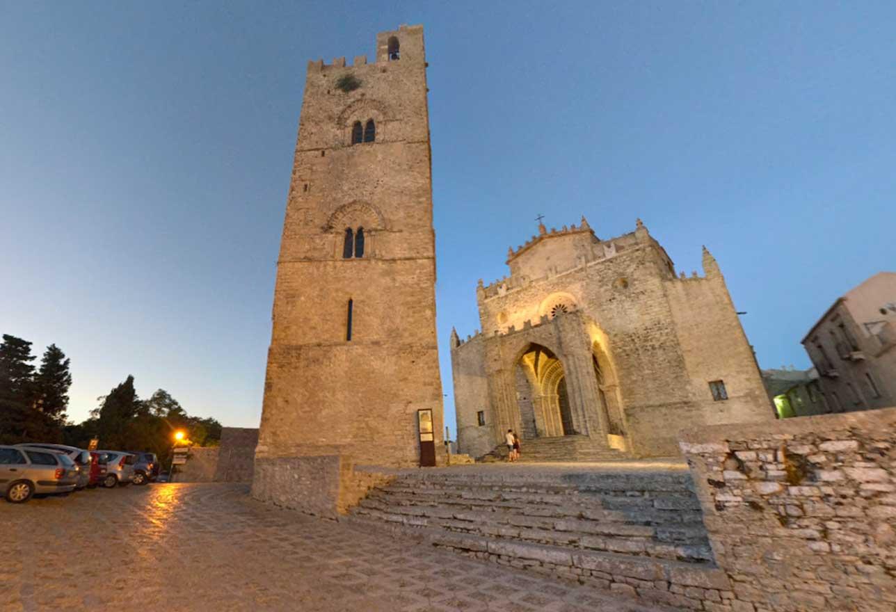 Duomo di Erice Real Chiesa Madrice Insigne Collegiata