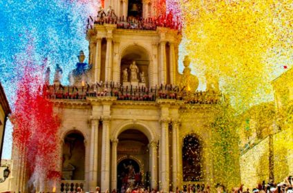 Festa di San Paolo a Palazzolo Acreide