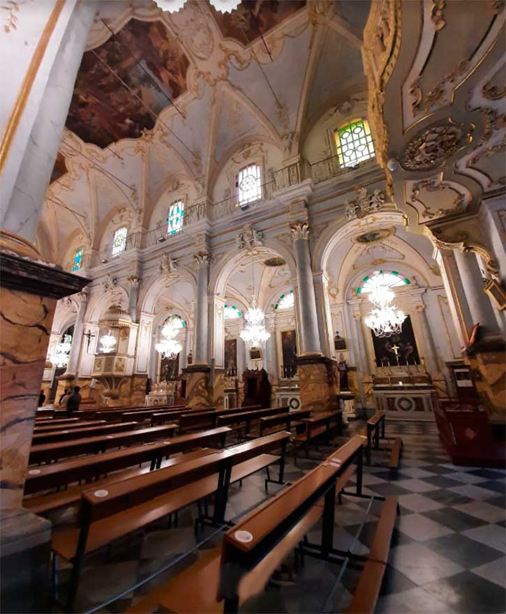 Basilica di San Sebastiano Palazzolo Acreide