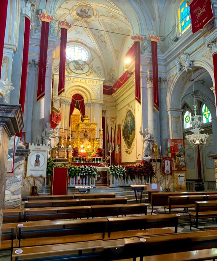 Chiesa di San Sebastiano a Palazzolo Acreide