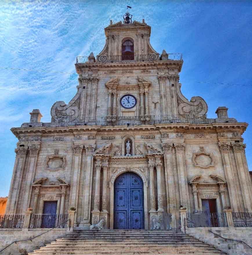 Basilica di San Sebastiano a Palazzolo Acreide