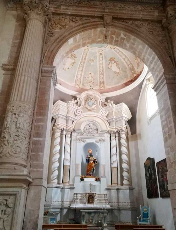 Basilica di San Paolo Palazzolo Acreide