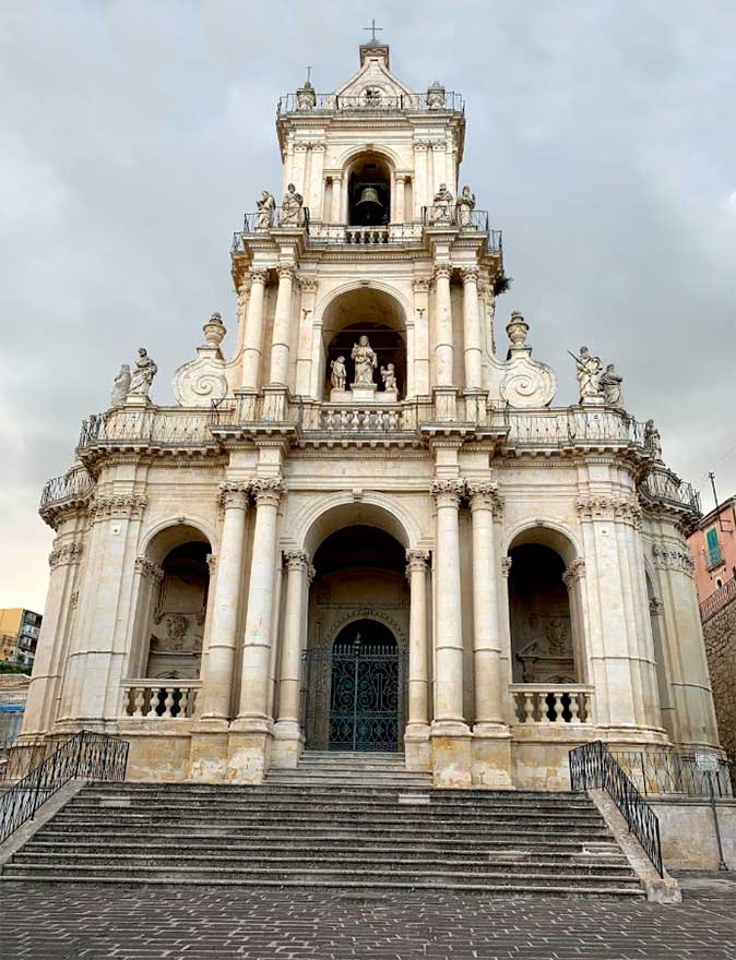 Basilica di San Paolo Palazzolo