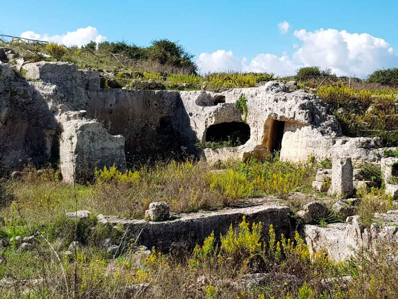 zona archeologica palazzolo acreide
