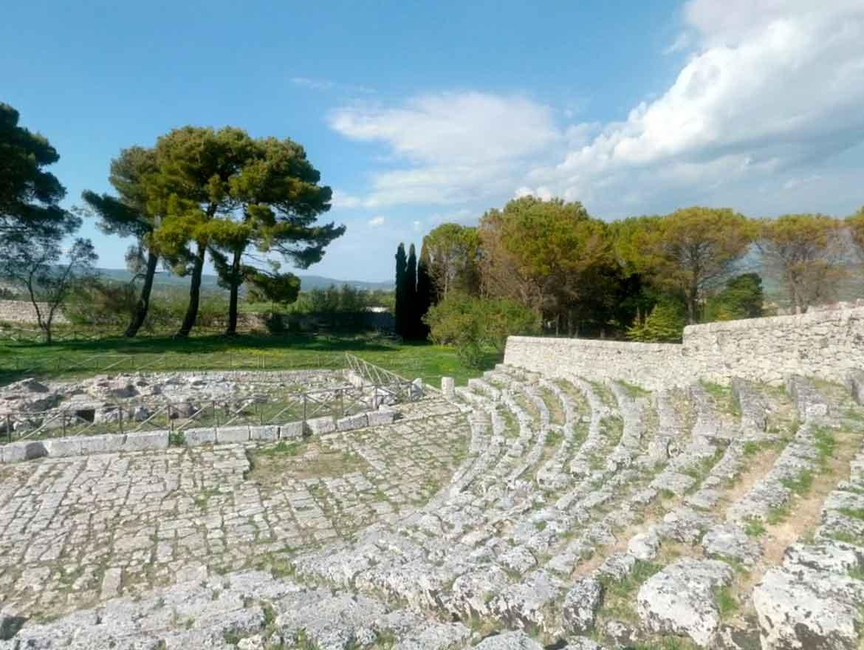 teatro akrai palazzolo acreide